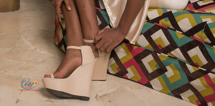 Heels, shoes, wedge heel