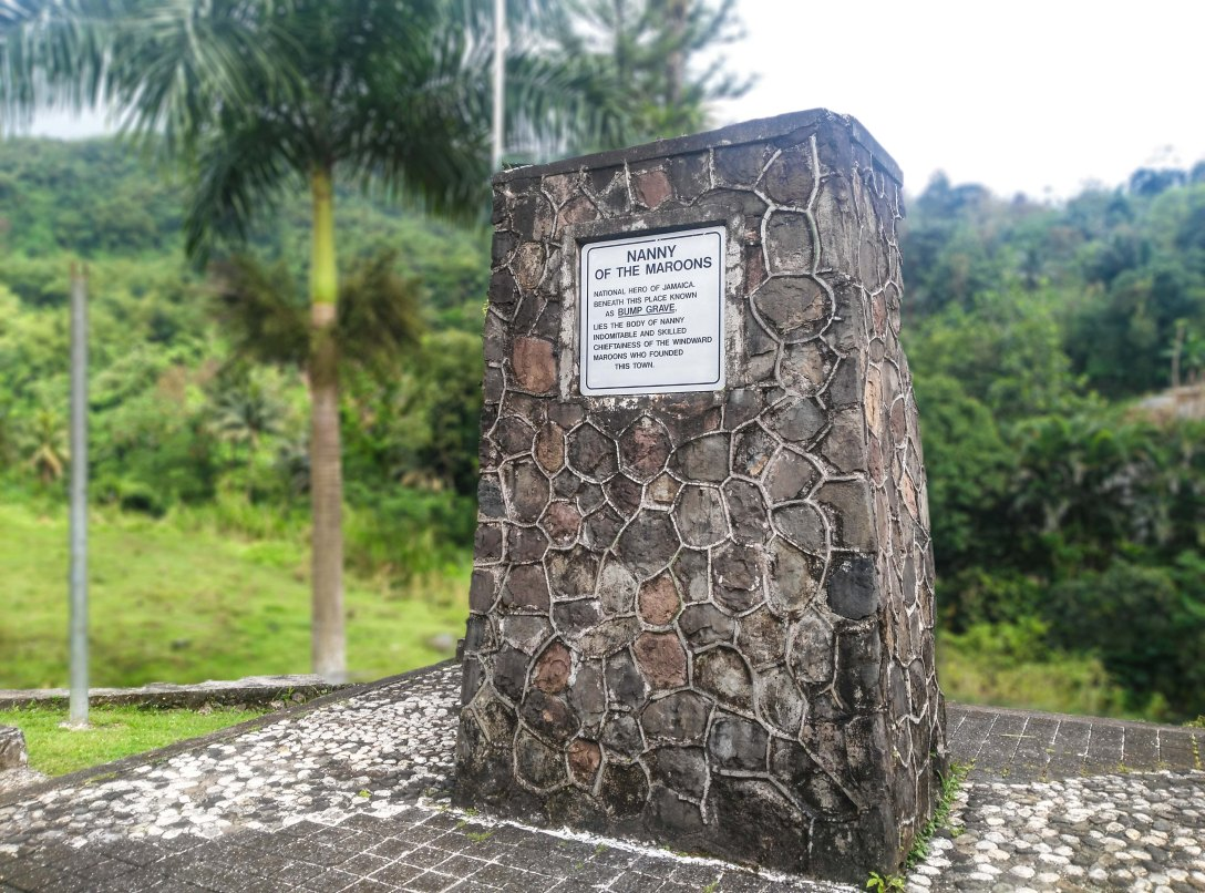 Nanny's Grave, Moore Town